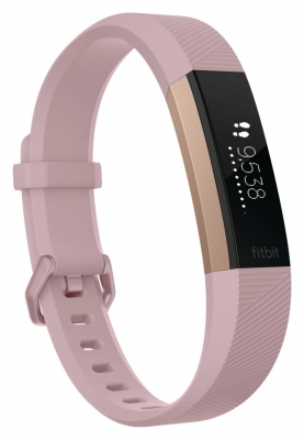 Fitbit Special Edition Alta HR Small Wristband - Rose Gold