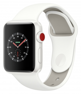 Apple Watch Series 3 Edition Cellular 38mm - White Ceramic