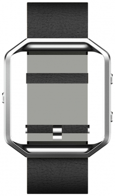 Fitbit - Blaze Large Leather Acc