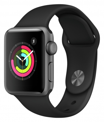 Apple Watch S3 GPS 42mm - Space