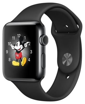 Apple Watch S2 38mm Space Black