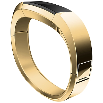 Fitbit Alta Metal Bracelet Wristband Stainless Steel Gold