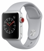 Apple Watch Series 3 Cellular 42mm - Silver