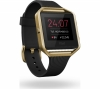 FITBIT Blaze Accessory Band - Slim Black