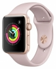 Apple Watch Series 3 GPS 38mm - Gold
