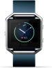 Fitbit - Blaze Smartwatch Blue - Large