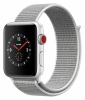 Apple Watch Series 3 Cellular 38mm- Silver