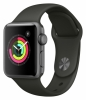 Apple Watch Series 3 GPS 38mm - Space Grey