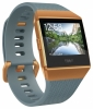 Fitbit Ionic Smartwatch - Blue & Orange