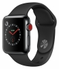 Apple Watch Series 3 Cellular 42mm - Black