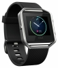 Fitbit - Blaze Large Smartwatch - Black