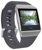 Fitbit Ionic Smartwatch - Grey & White
