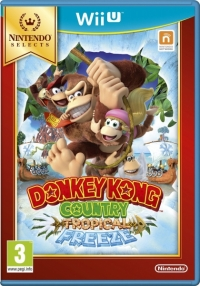 Donkey Kong Country Tropical Fre