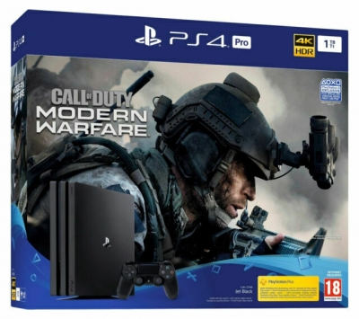 Sony PS4 PRO 1TB Call of Duty: Modern