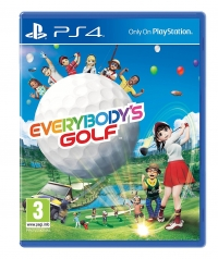 Everybody's Golf PS4