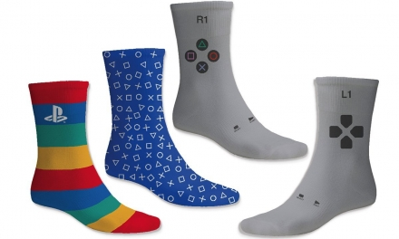 Official Sony PlayStation Socks - 3 Pack
