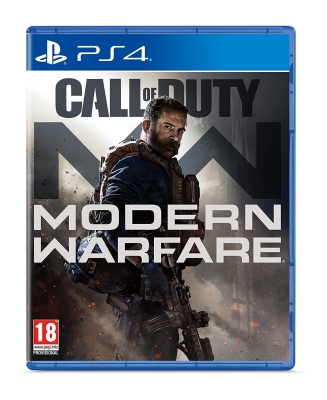 Call of Duty Modern Warfare 2019 PS4