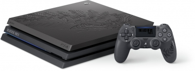 PS4 Pro 1TB Special Edition The last of us part ii