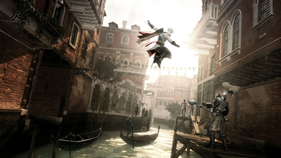 Xbox Live Gold Members Get Assassin s Creed II For Free