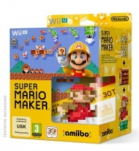Super Mario Maker + Artbook + Am