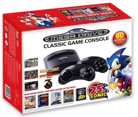 SEGA Mega Drive 25th Anniversary Console