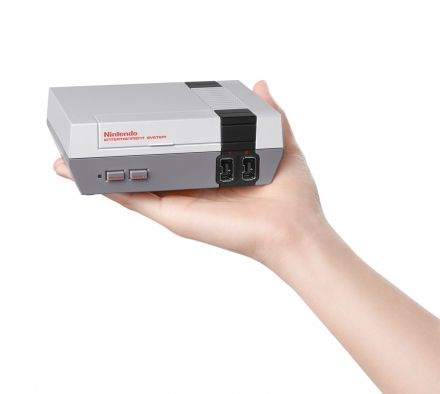 Nintendo Classic Mini: Nintendo Entertainment System NES Retro