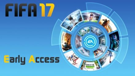 FIFA 17 Early Access and Preorder Bonus