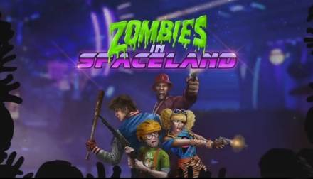 Call of Duty Infinite Warfare Co-Op Mode Premieres Zombies in Spaceland