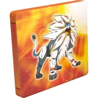 Fan Edition with Solgaleo Steel Book