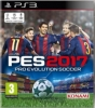 PES 2017 Pro Evolution Soccer PS3