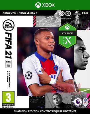 FIFA 21 Champions Edition Xbox Two (Xbox One)