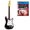 Rock Band 4 Game And Guitar PS4