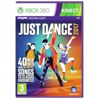 Just Dance 2017 Xbox 360