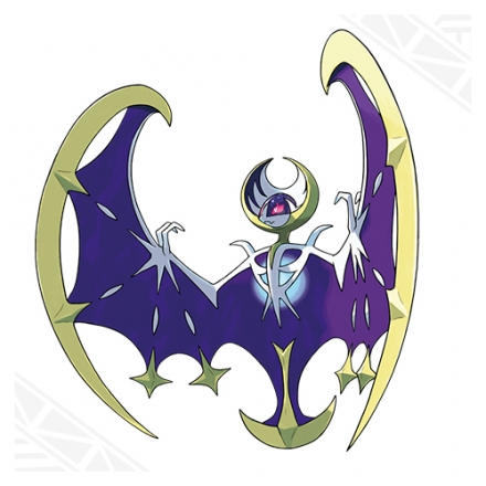 Lunala Pokemon