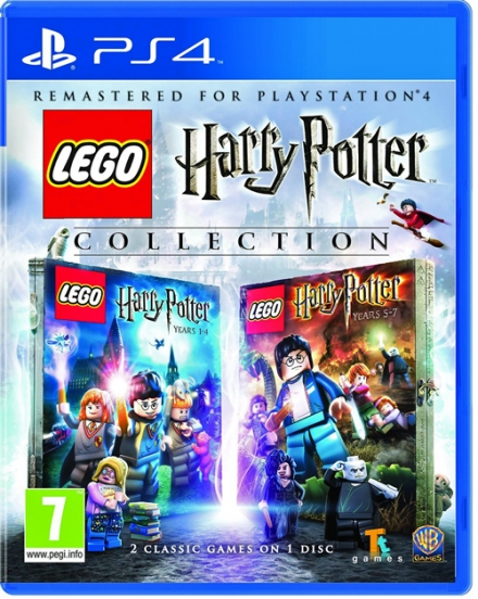 Harry Potter PS4 Game