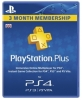 PlayStation Plus Card 90 Day PS4