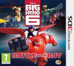 Big Hero 6 - 3DS