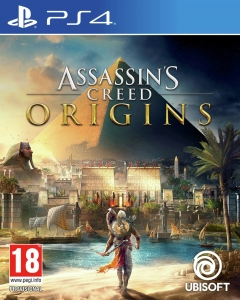 Assassin's Creed Origins PS