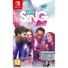 Let's Sing 1 Mic Pack Nintendo Switch
