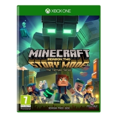 Minecraft Story Mode Season 2 Pass Disc Xbox One