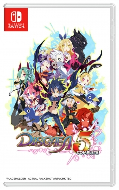 Disgaea 5 Complete Switch Game