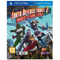 Earth Defense Force 2 Invaders F