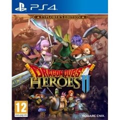 Dragon Quest Heroes 2 Explorer&#