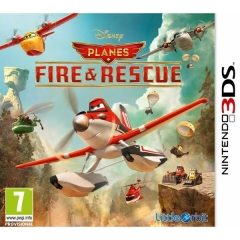 Disney Planes Fire And Rescue 3D