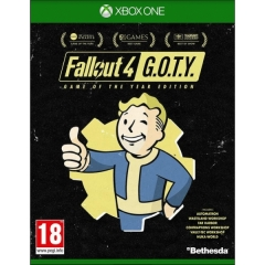 Fallout 4 Of The Year Edition GO