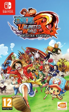 One Piece Unlimited World Red Ni
