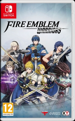 Fire Emblem Warriors Nintendo Sw