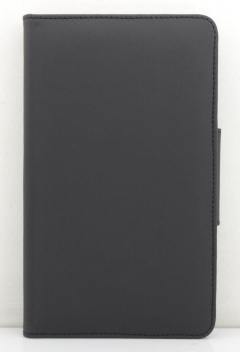 Samsung Galaxy Tab 4 Leather Style Folio Case Black