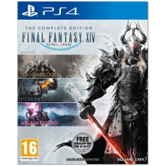 Final Fantasy XIV The Complete E