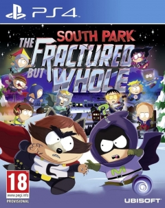 South Park The Fractured But Who